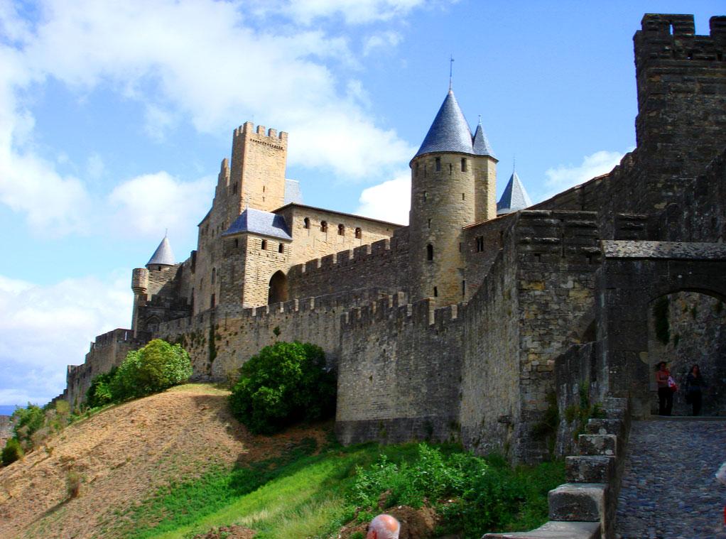 Visiter La Cite De Carcassonne