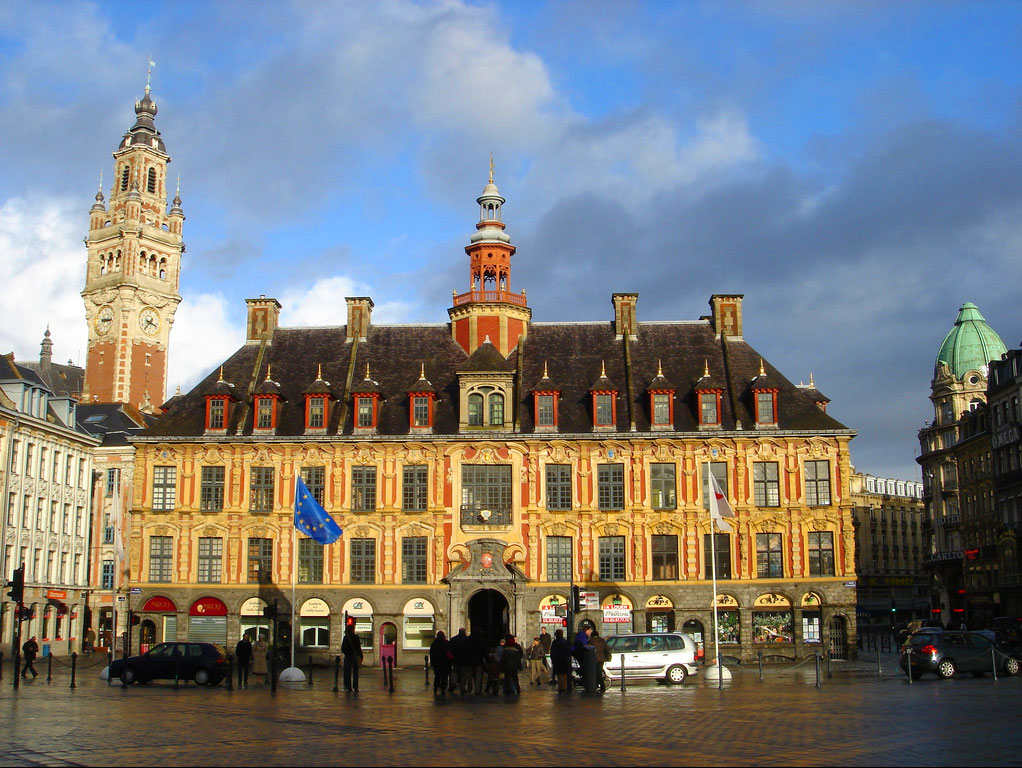 Visiter La Vieille Bourse De Lille Horaires Tarifs Prix Accès